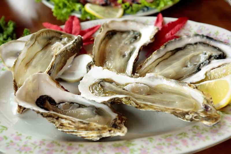 牡蠣エキスに含まれる成分