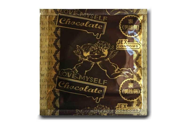 グラマラスバタフライチョコレート